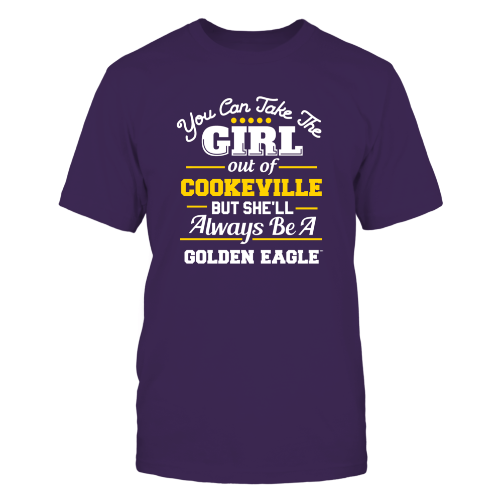 Tennessee Tech Golden Eagles - You Can Take the Girl Out - Team Front picture