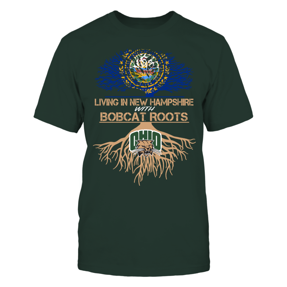Ohio Bobcats - Living Roots New Hampshire Front picture