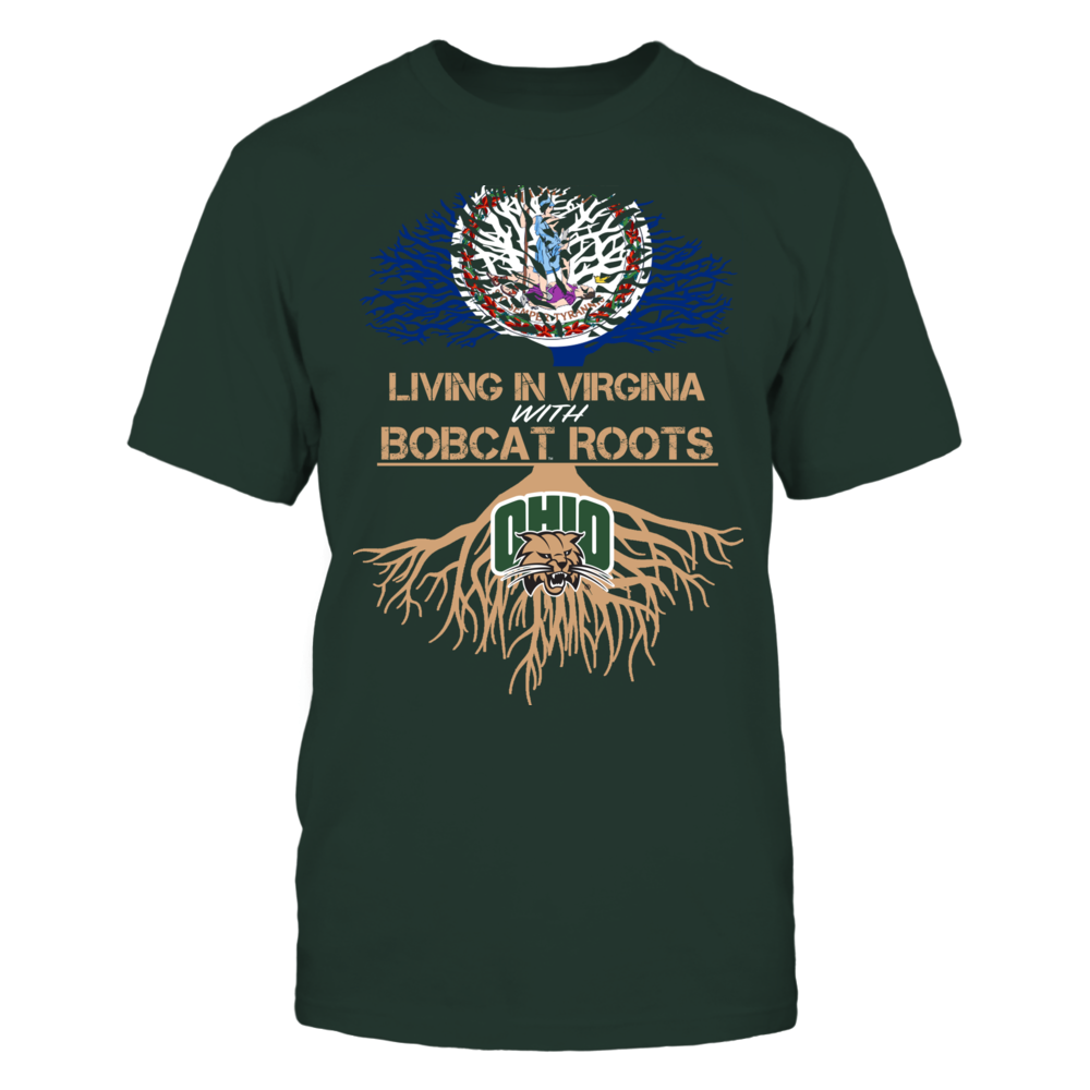 Ohio Bobcats - Living Roots Virginia Front picture