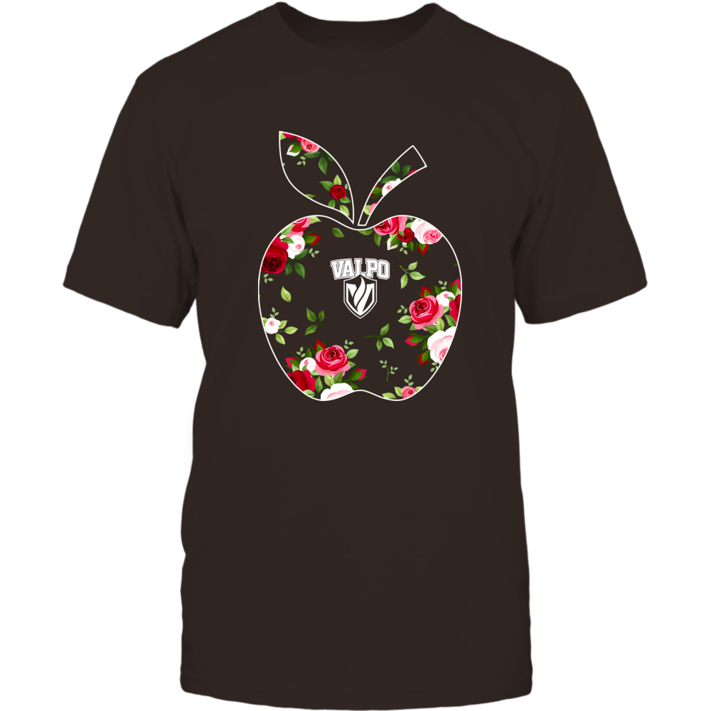 Valparaiso Crusaders - Teacher - Floral Apple - Team Front picture