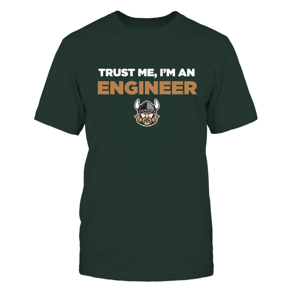 Cleveland State Vikings - Trust Me - Engineer - Team Front picture