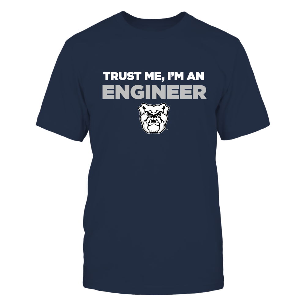 Butler Bulldogs - Trust Me - Engineer - Team Front picture