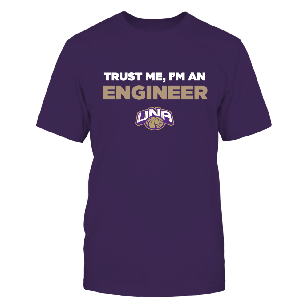 North Alabama Lions - Trust Me - Engineer - Team Front picture