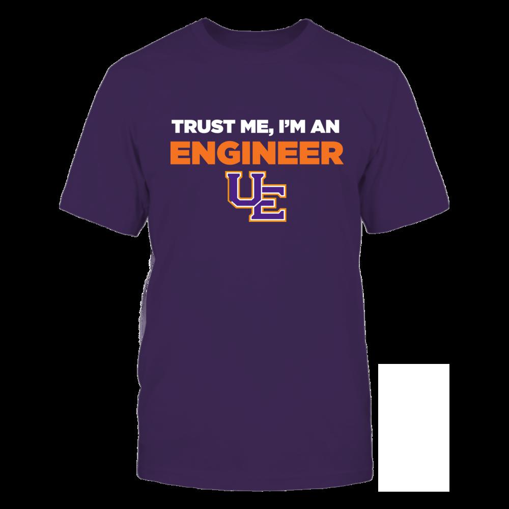 Evansville Purple Aces - Trust Me - Engineer - Team Front picture