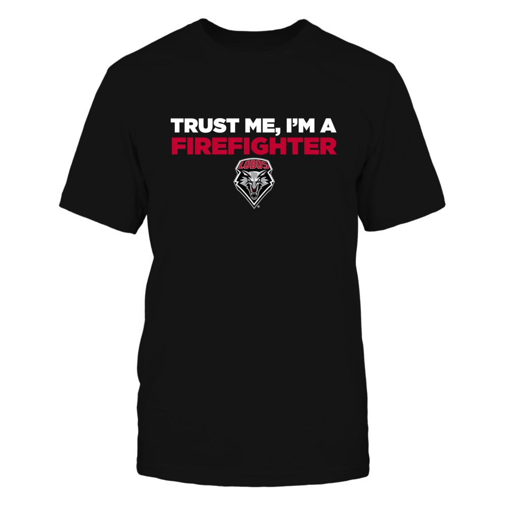 New Mexico Lobos - Trust Me - Firefighter - Team Front picture