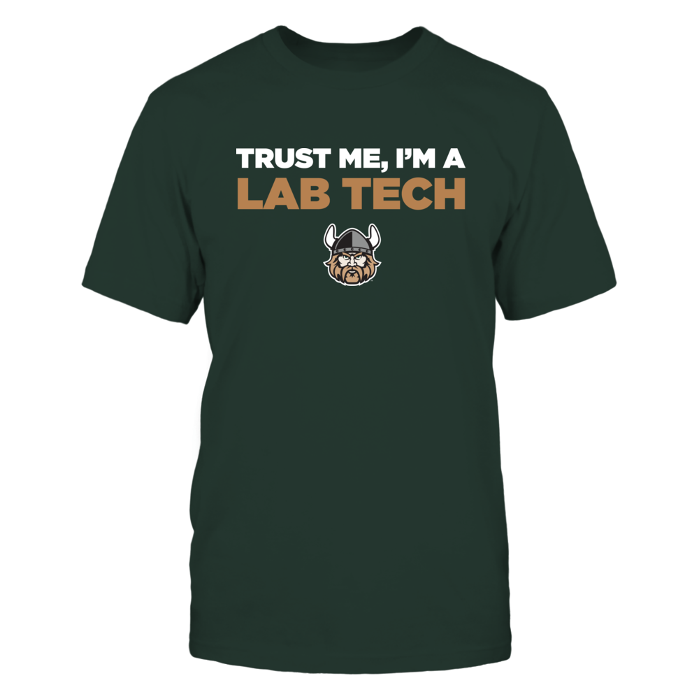 Cleveland State Vikings - Trust Me - Lab Tech - Team Front picture