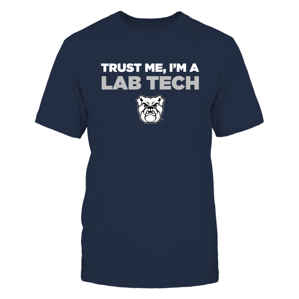 Butler Bulldogs - Trust Me - Lab Tech - Team Front picture