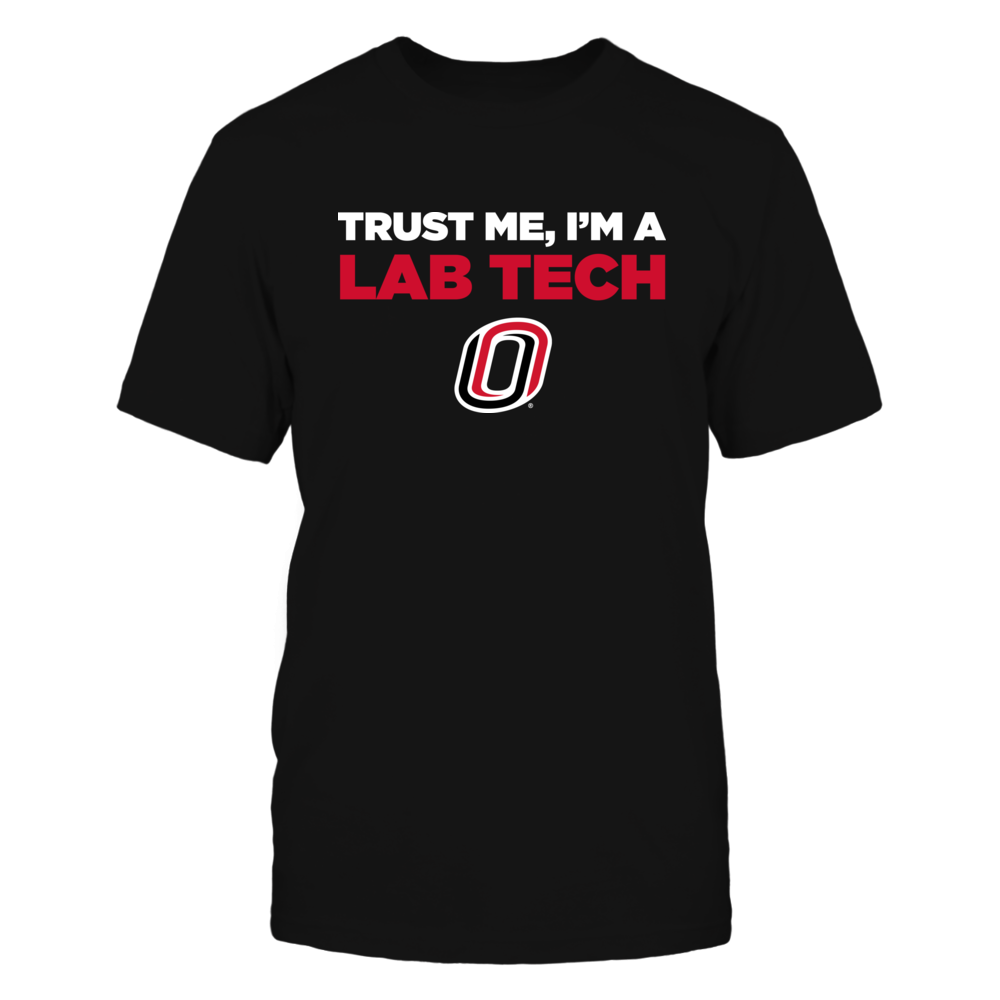 Nebraska Omaha Mavericks - Trust Me - Lab Tech - Team Front picture