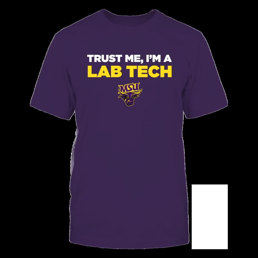 Minnesota State Mavericks - Trust Me - Lab Tech - Team Front picture