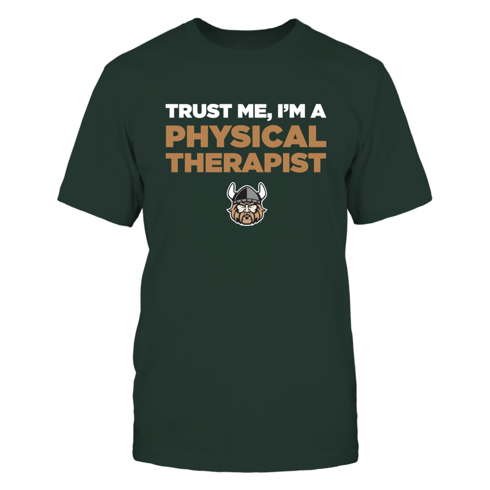 Cleveland State Vikings - Trust Me - Physical Therapist - Team Front picture