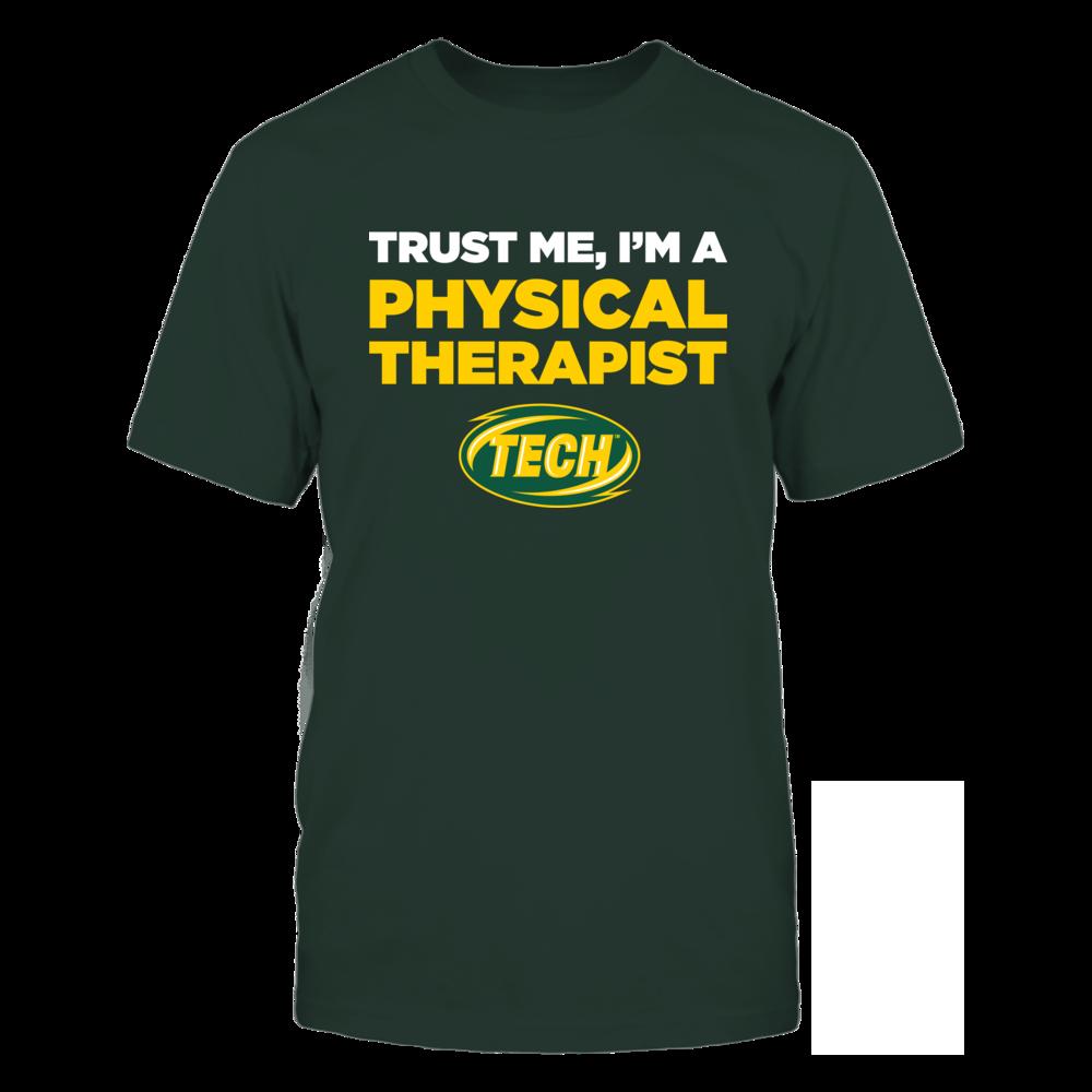 Arkansas Tech Golden Suns - Trust Me - Physical Therapist - Team Front picture