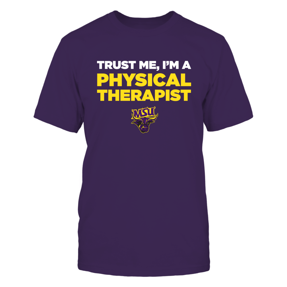 Minnesota State Mavericks - Trust Me - Physical Therapist - Team Front picture