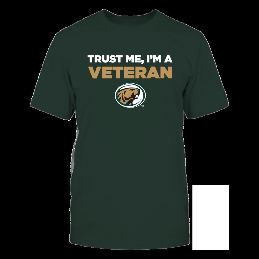 Bemidji State Beavers - Trust Me - Veteran - Team Front picture