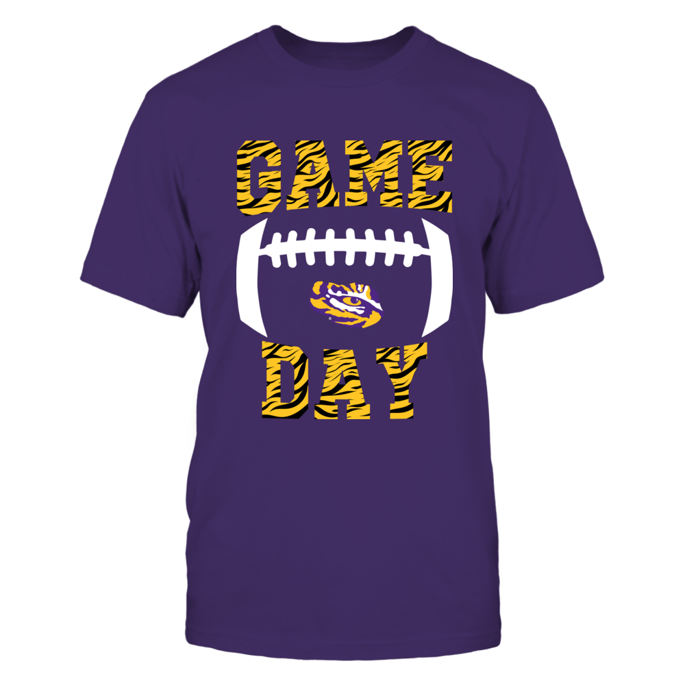LSU Tigers - Game Day Stripe - IF32-IC32-DS37 Front picture
