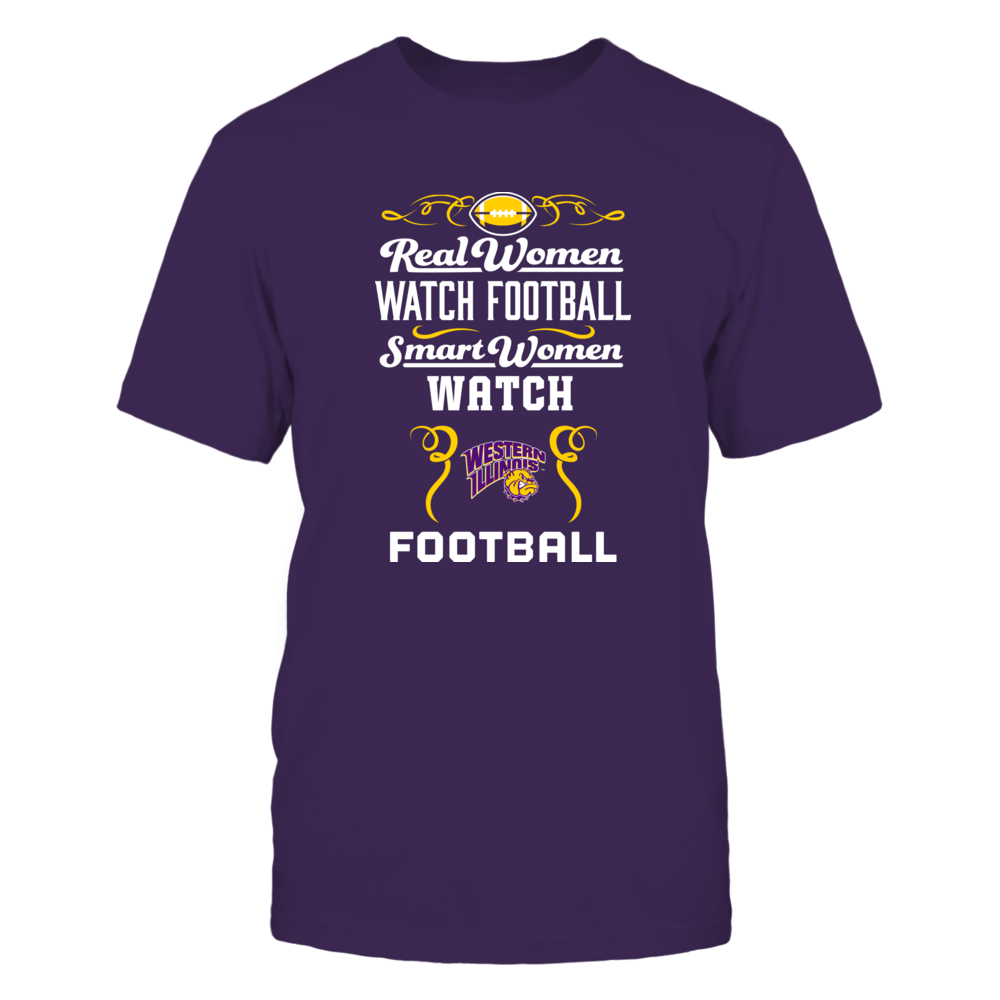 Western Illinois Leathernecks - Real - Smart - Women Front picture
