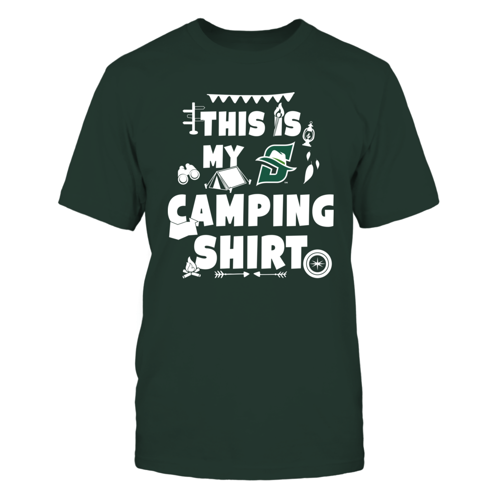 Stetson Hatters - My Camping Shirt - Team Front picture