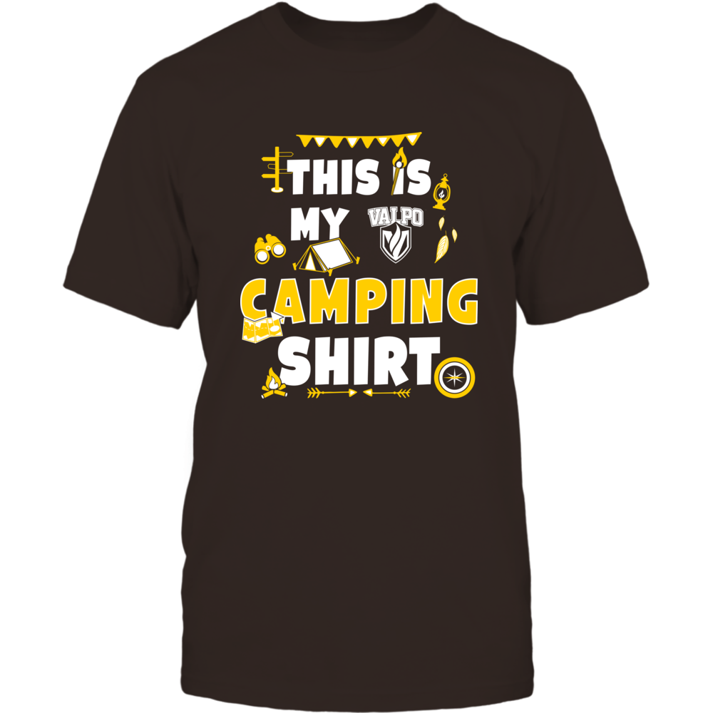 Valparaiso Crusaders - My Camping Shirt - Team Front picture