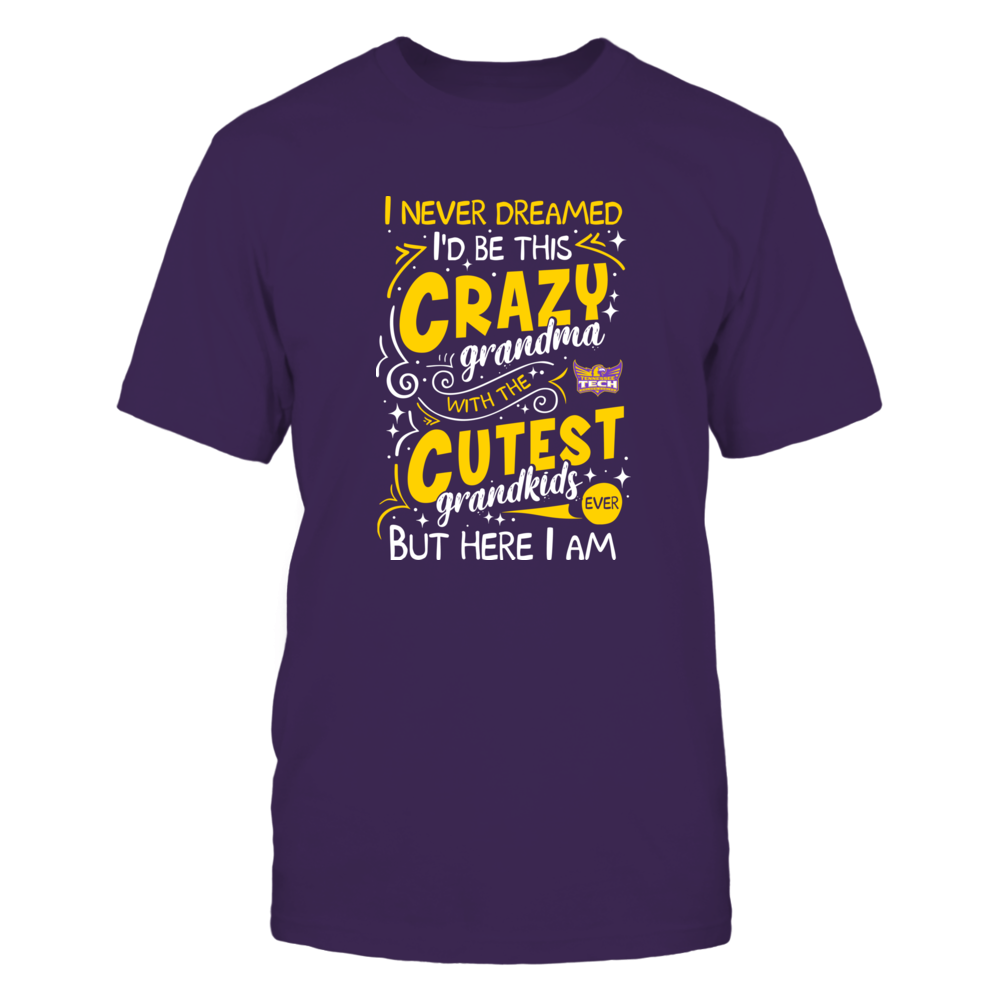 Tennessee Tech Golden Eagles - Never Dreamed - Crazy Grandma Front picture