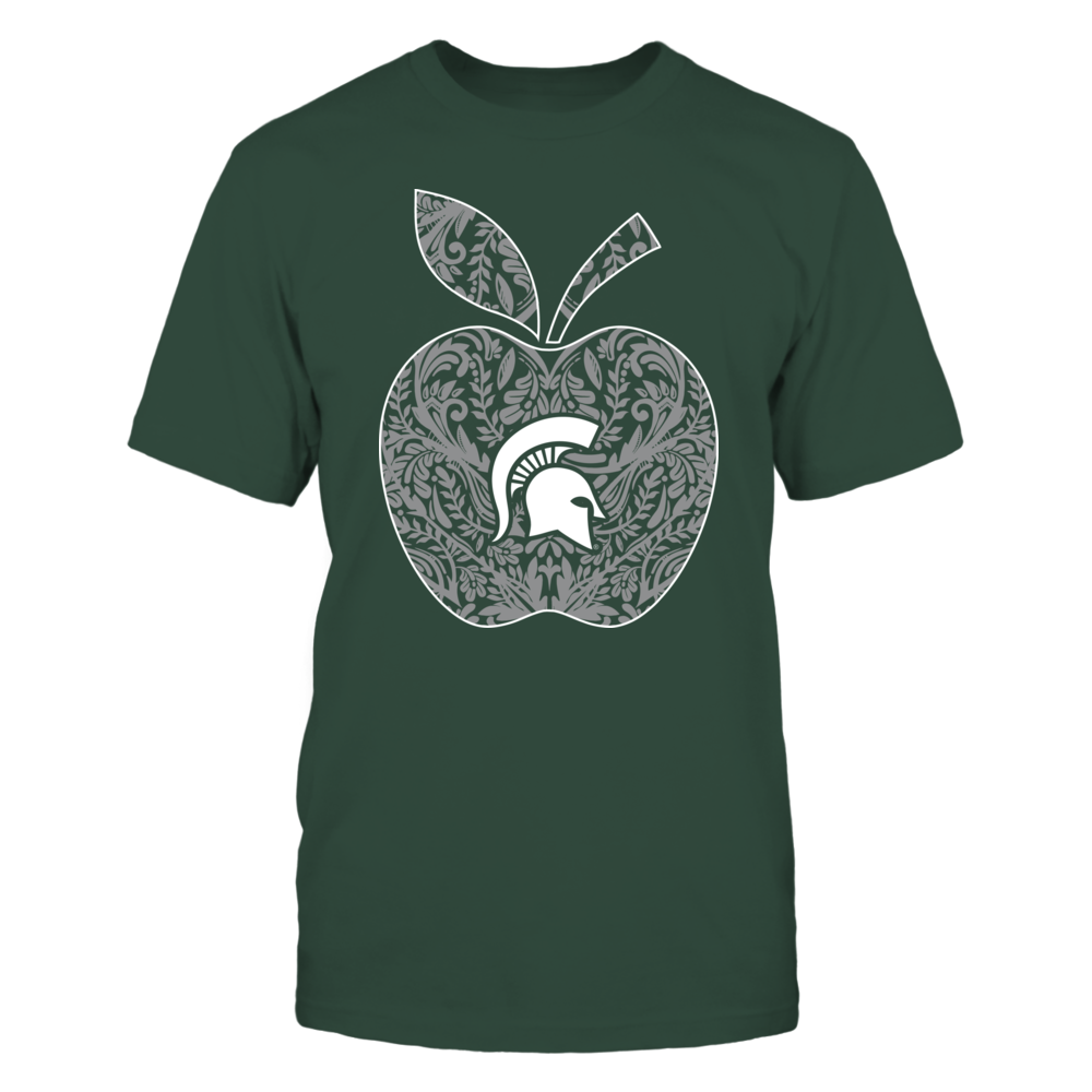 Michigan State Spartans - Teacher - Lace Apple - IF17-IC17-DS45 Front picture