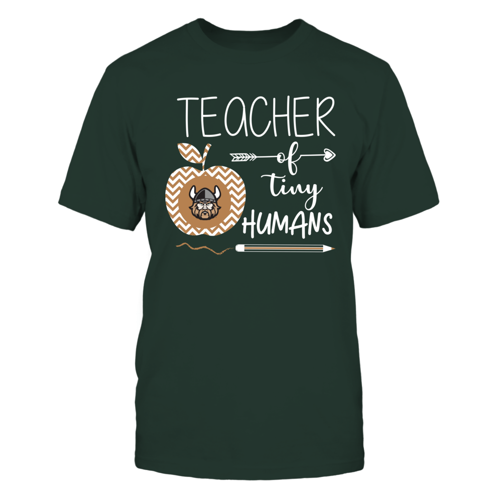 Cleveland State Vikings - Teacher of Tiny Humans - Team Front picture