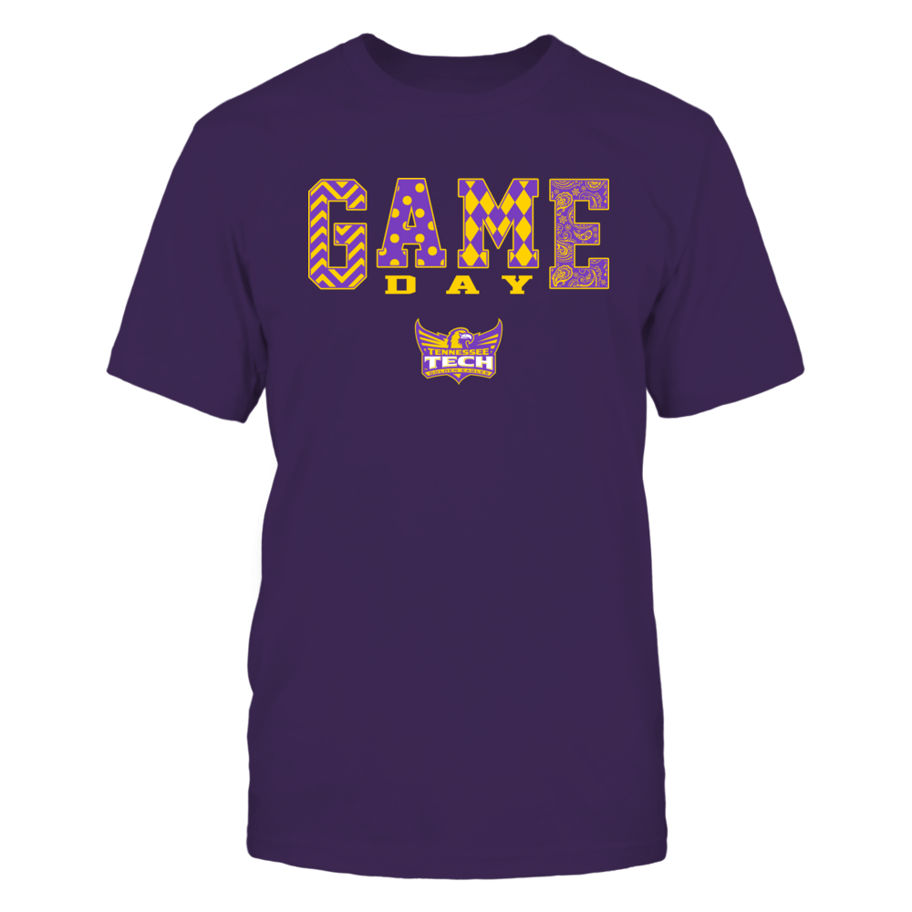 Tennessee Tech Golden Eagles - Game Day Pattern Front picture