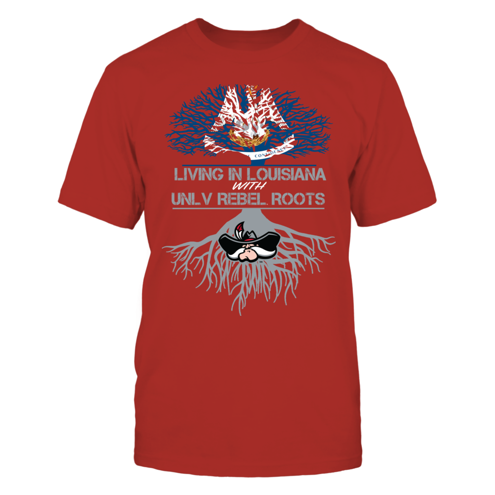 UNLV Rebels - Living Roots Louisiana Front picture