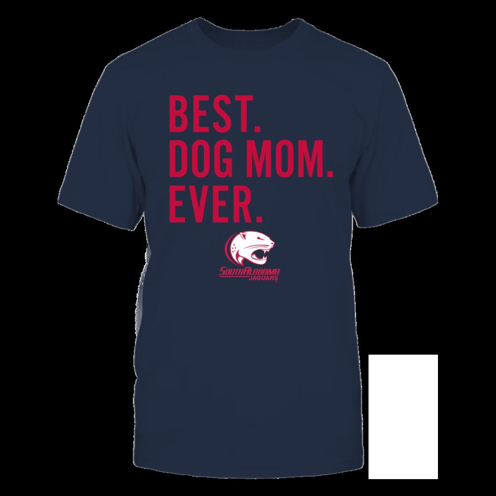 South Alabama Jaguars - Best Dog Mom - Team Front picture