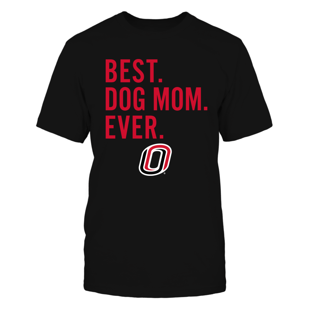 Nebraska Omaha Mavericks - Best Dog Mom - Team Front picture