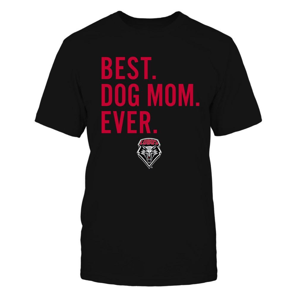 New Mexico Lobos - Best Dog Mom - Team Front picture