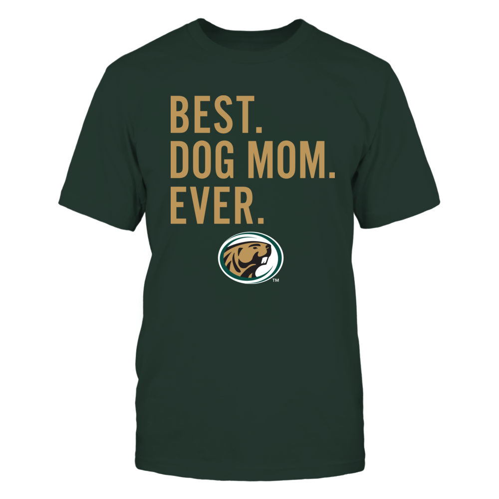Bemidji State Beavers - Best Dog Mom - Team Front picture