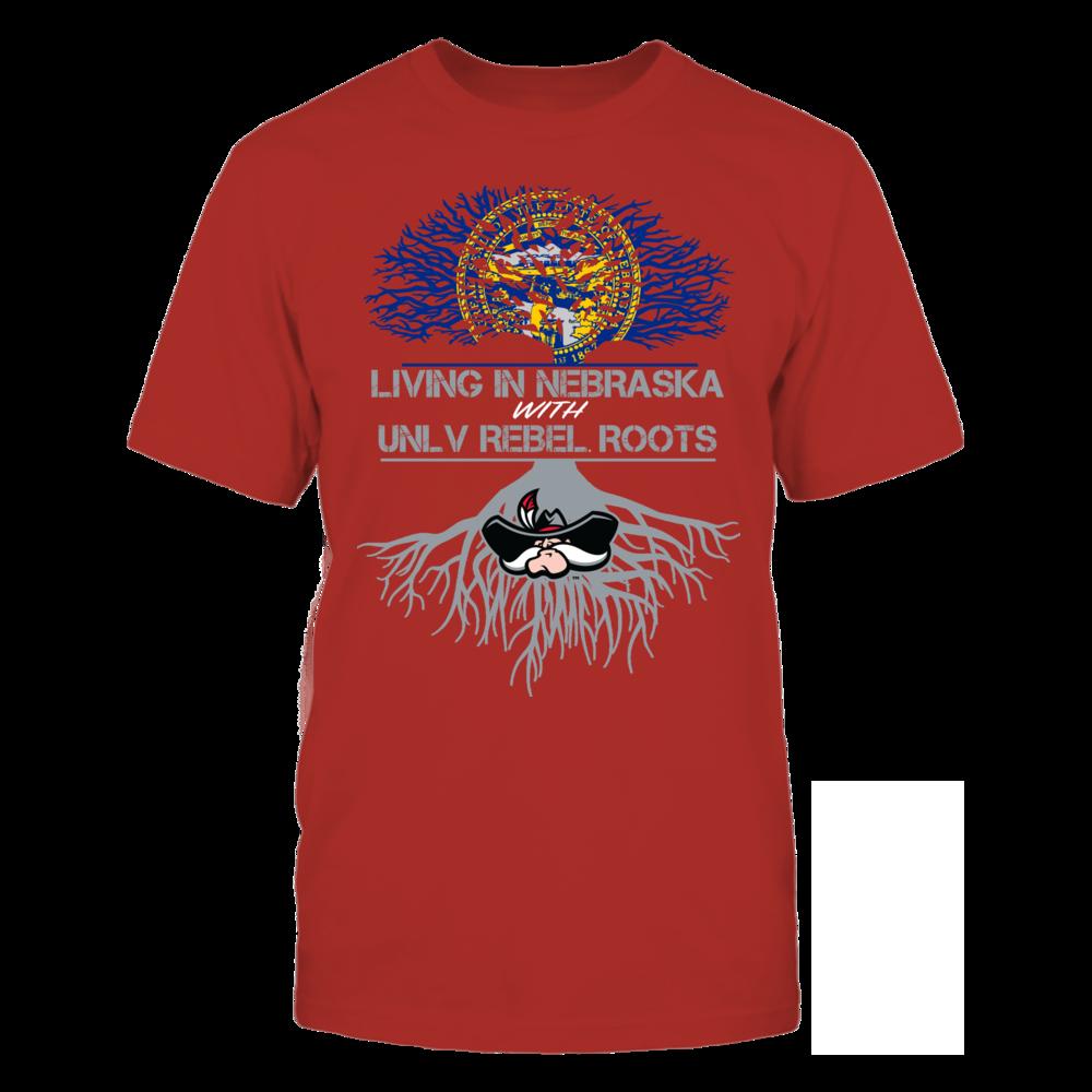 UNLV Rebels - Living Roots Nebraska Front picture