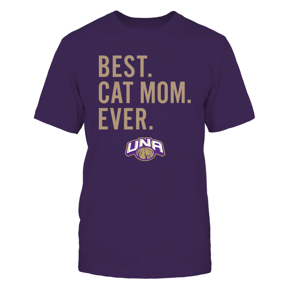 North Alabama Lions - Best Cat Mom - Team Front picture