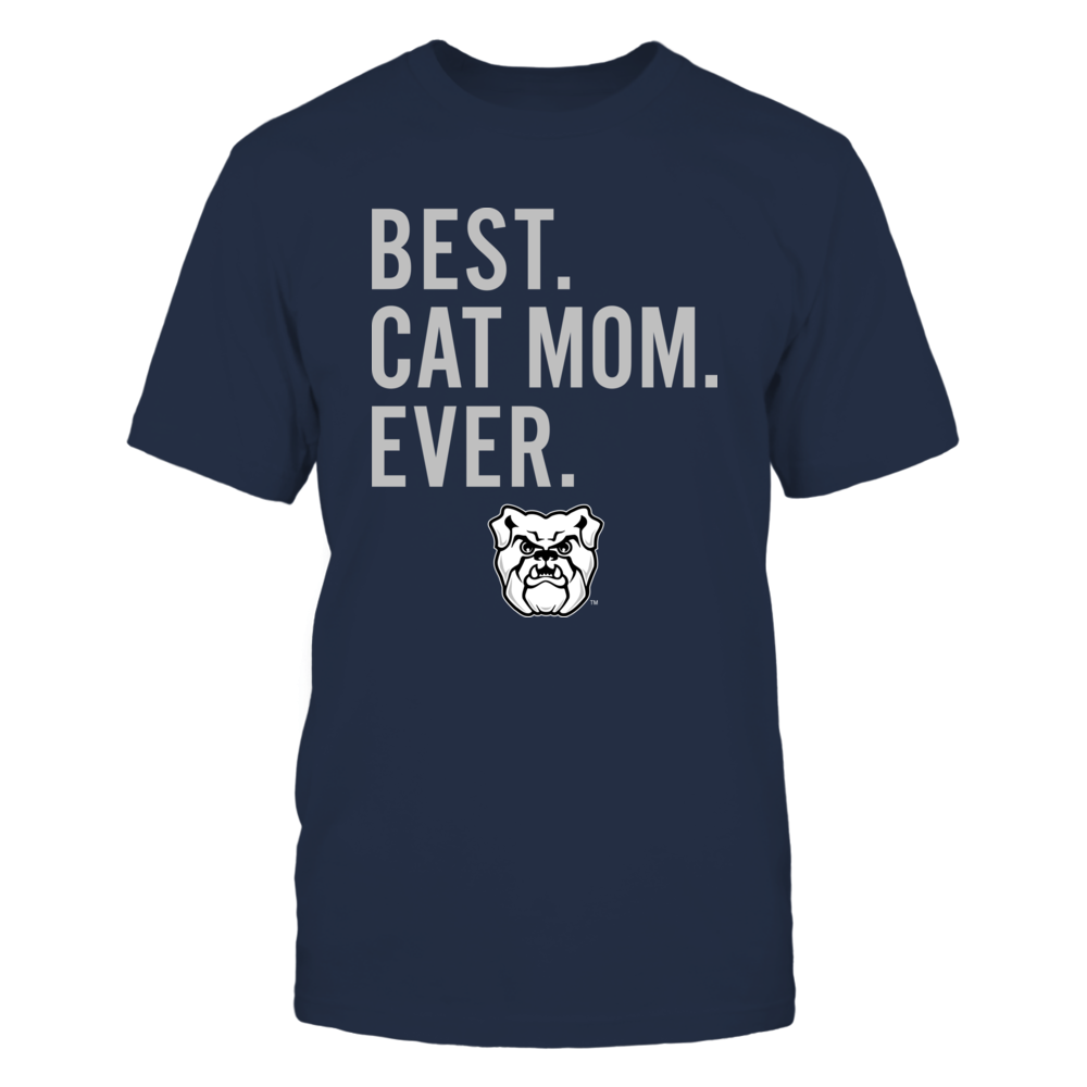 Butler Bulldogs - Best Cat Mom - Team Front picture
