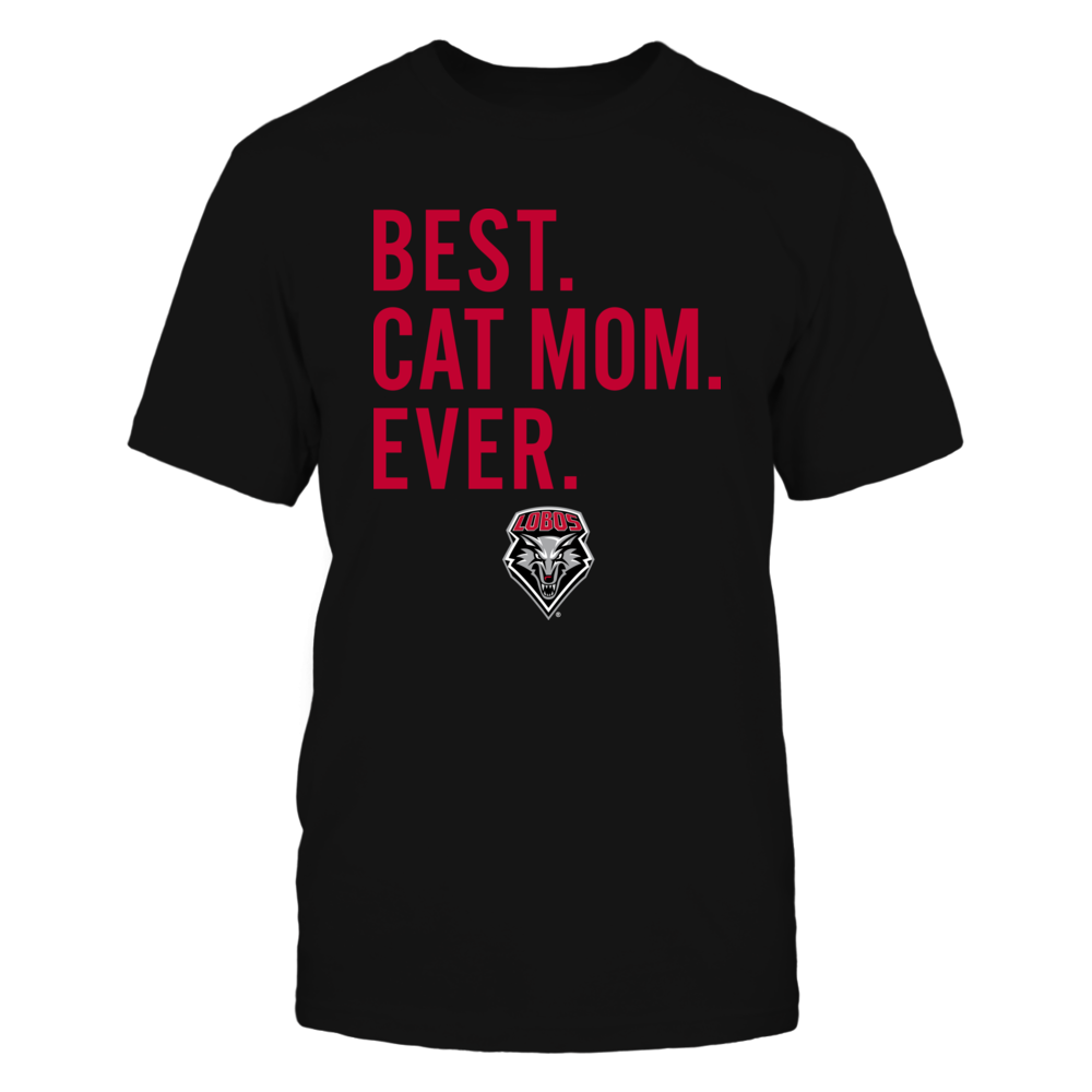 New Mexico Lobos - Best Cat Mom - Team Front picture