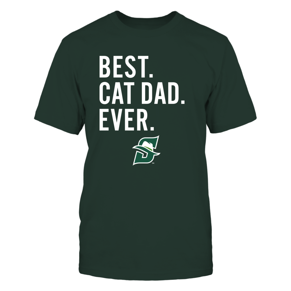 Stetson Hatters - Best Cat Dad - Team Front picture