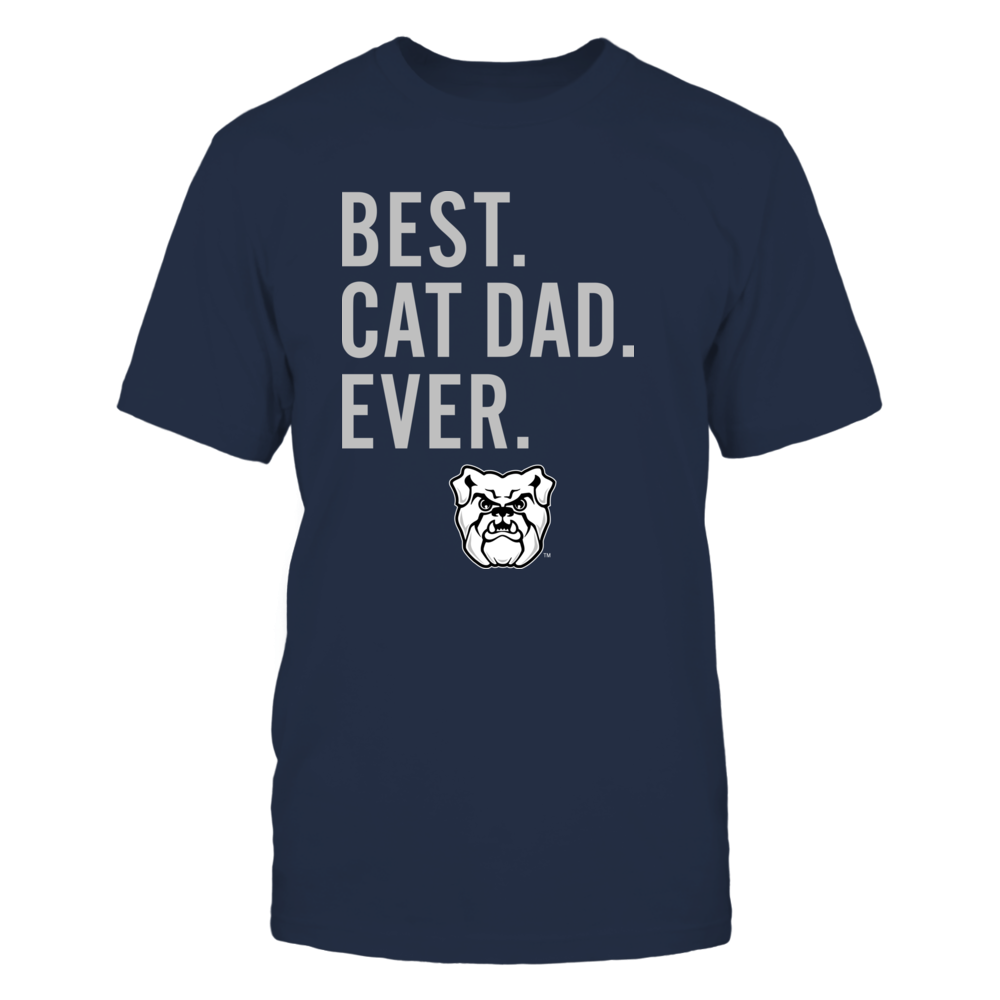 Butler Bulldogs - Best Cat Dad - Team Front picture