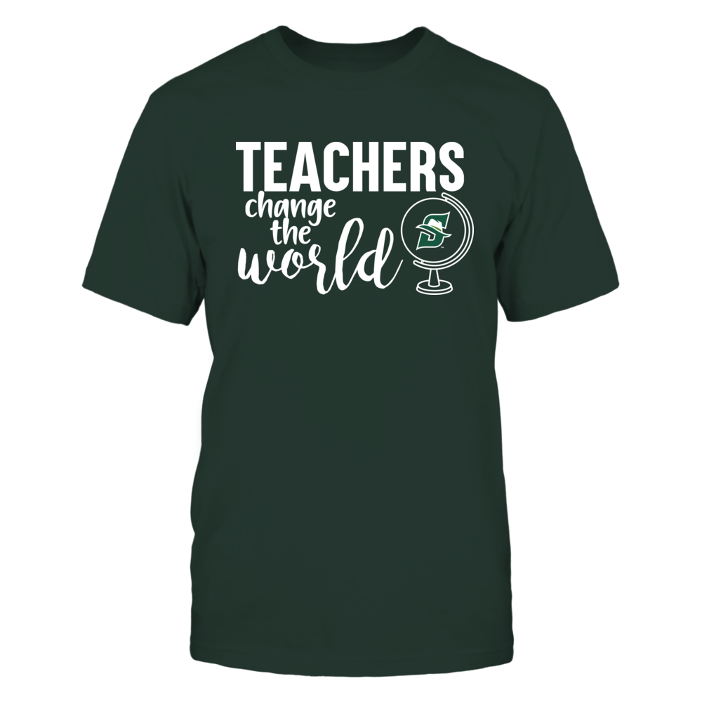 Stetson Hatters - Teachers Change the World Front picture