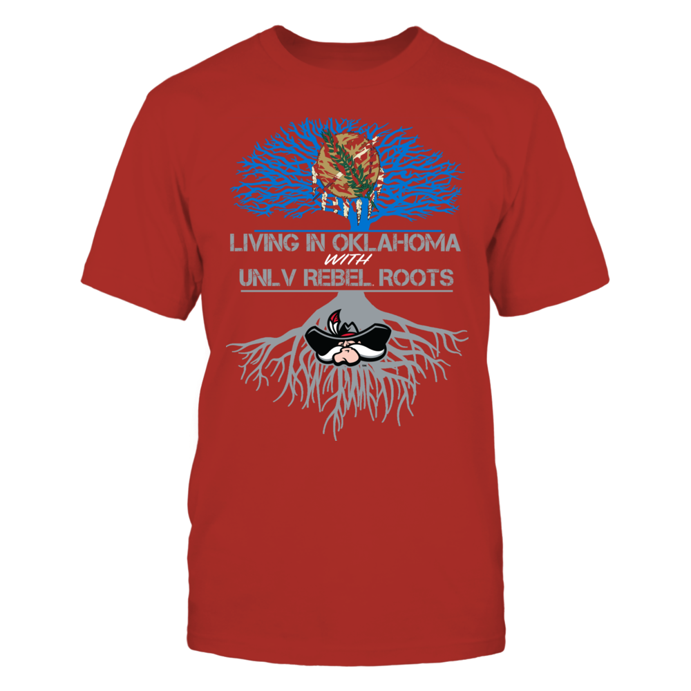 UNLV Rebels - Living Roots Oklahoma Front picture