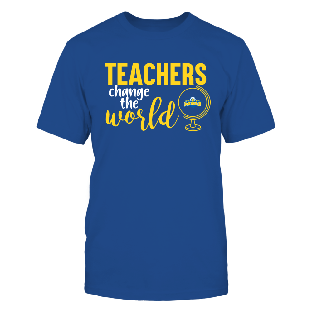 Morehead State Eagles - Teachers Change the World Front picture