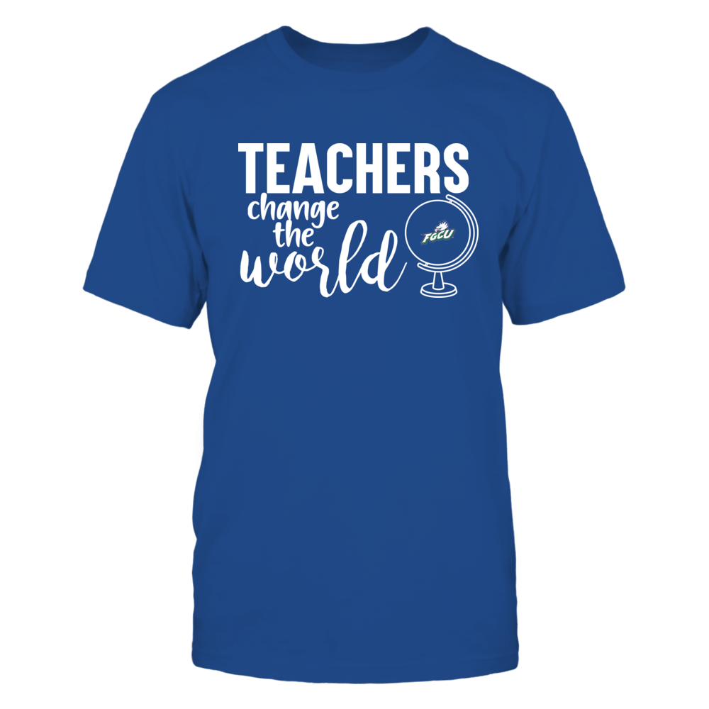Florida Gulf Coast Eagles - Teachers Change the World Front picture