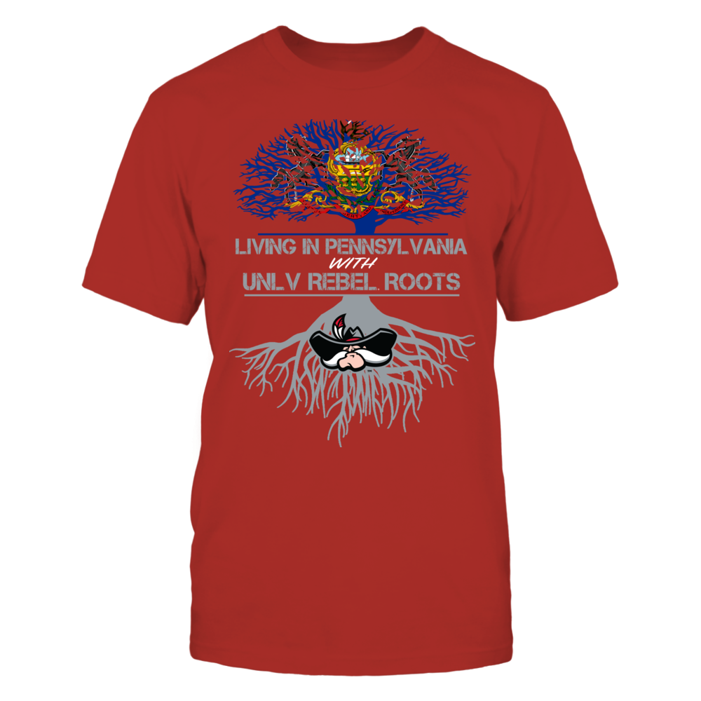 UNLV Rebels - Living Roots Pennsylvania Front picture