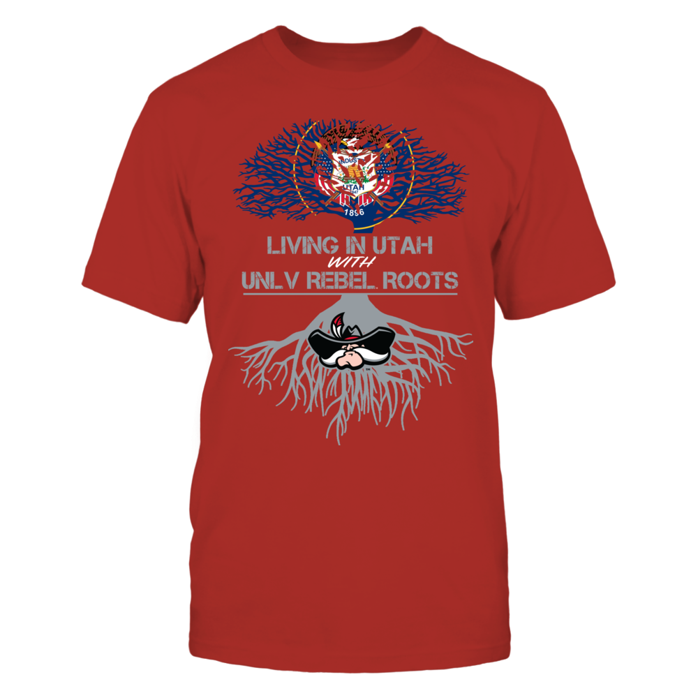 UNLV Rebels - Living Roots Utah Front picture