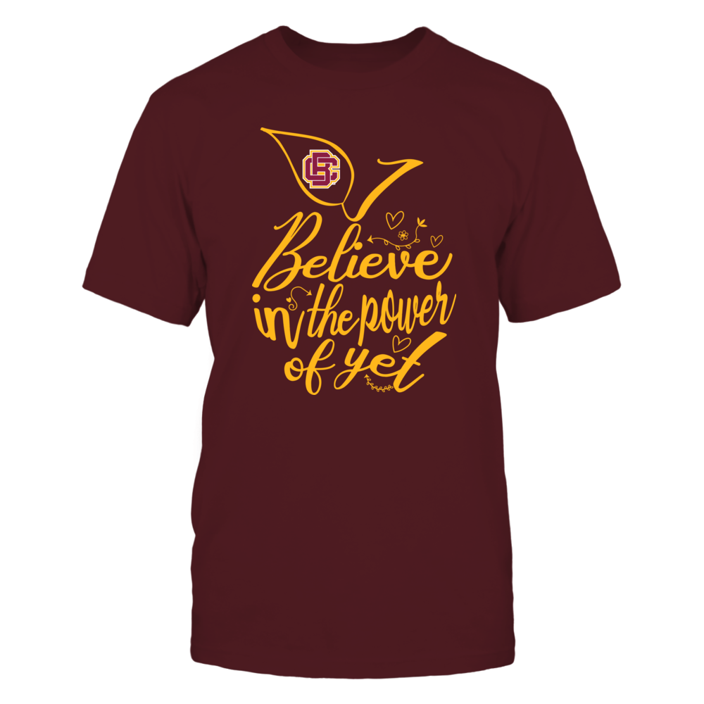 Bethune-Cookman Wildcats - I Believe in the Power of Yet - Apple Front picture