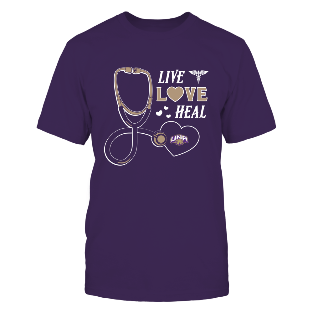 North Alabama Lions - Live Love Heal - Team Front picture