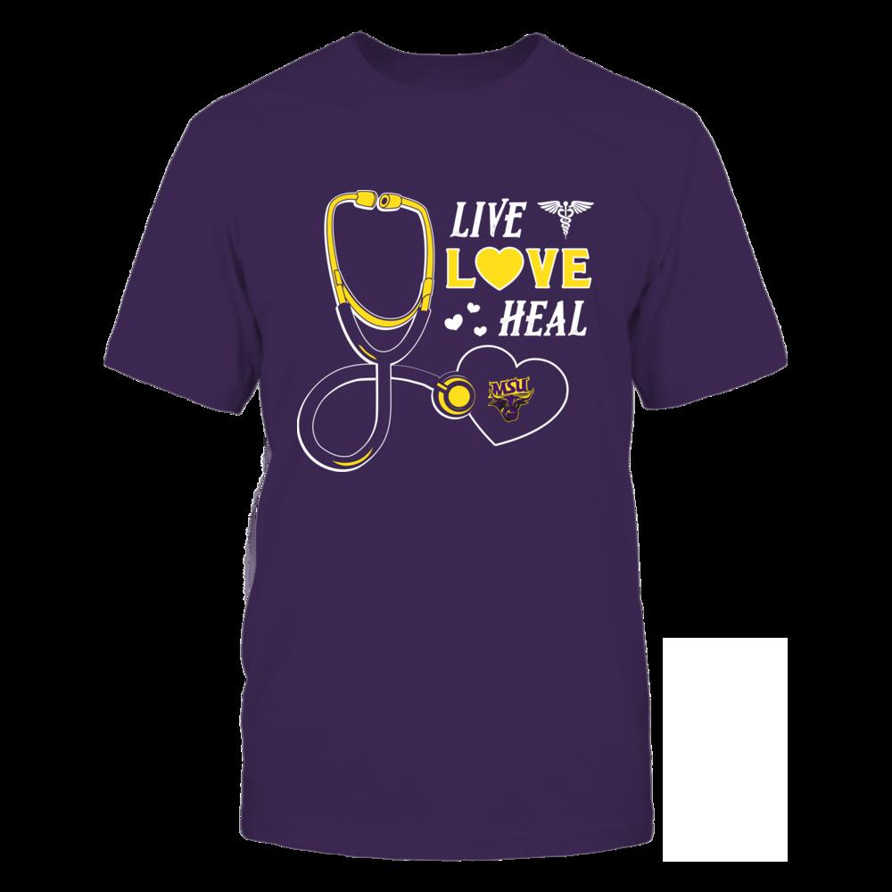 Minnesota State Mavericks - Live Love Heal - Team Front picture
