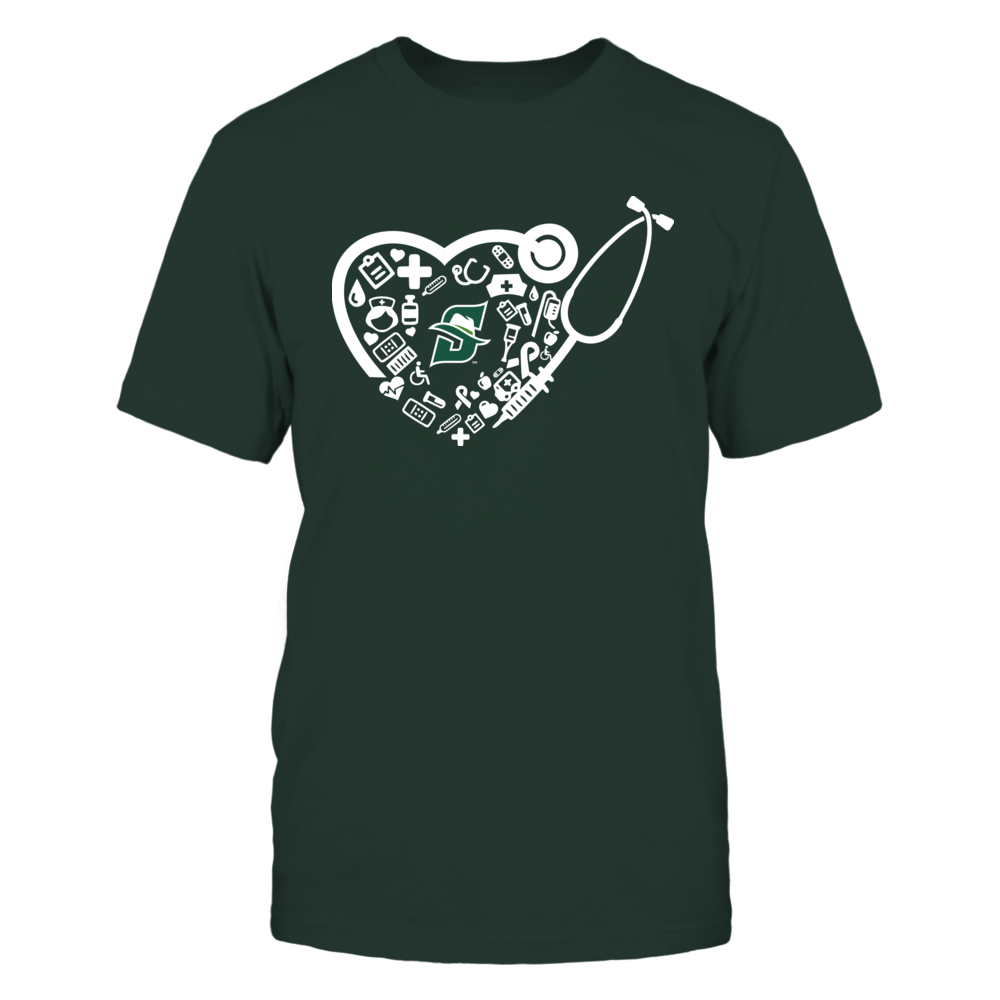 Stetson Hatters - Nurse Things Heart - Team Front picture