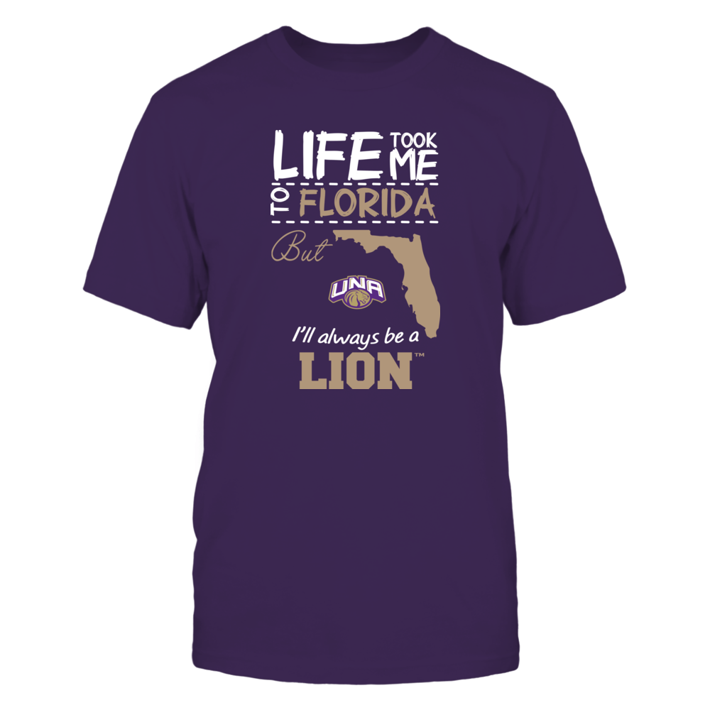 North Alabama Lions - Life Took Me To Florida - Team Front picture