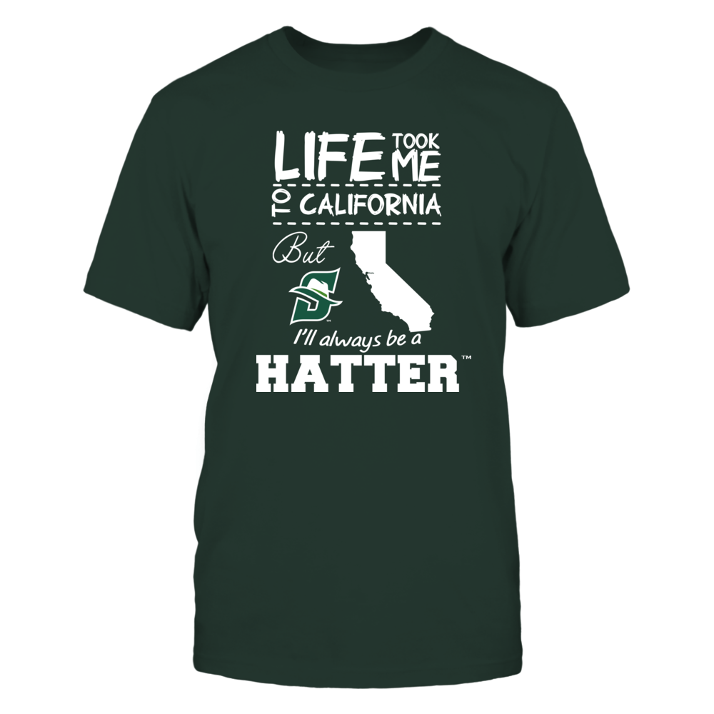 Stetson Hatters - Life Took Me To California - Team Front picture