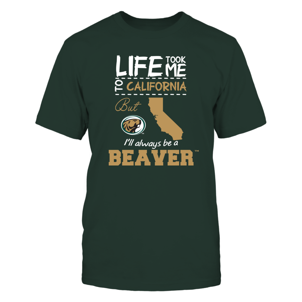 Bemidji State Beavers - Life Took Me To California - Team Front picture