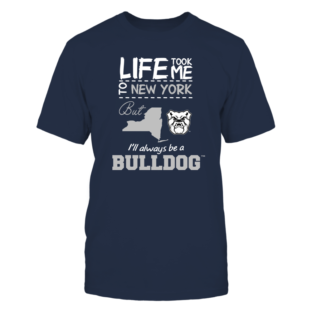 Butler Bulldogs - Life Took Me To New York - Team Front picture